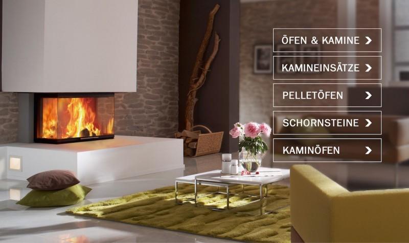 Top-Kategorien auf Ofen.de
