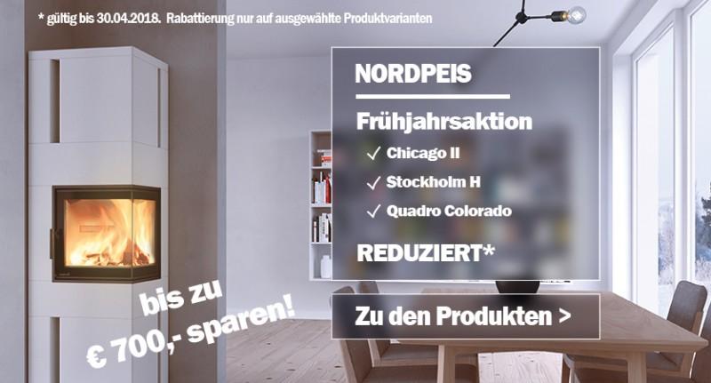 Nordpeis Frühjahrsaktion 2018