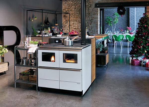 Outdoor Küchenofen : Wasserführender küchenofen beim profi online bestellen ofen.de