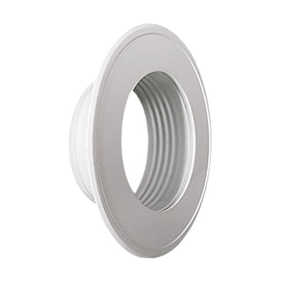 Rosette für Thermo- u. Aluflexrohr AA-Kaminwelt d 110 mm Weiß | Wohnzimmer > Kamine & Öfen > Kaminbestecke | Weiß | AA-Kaminwelt
