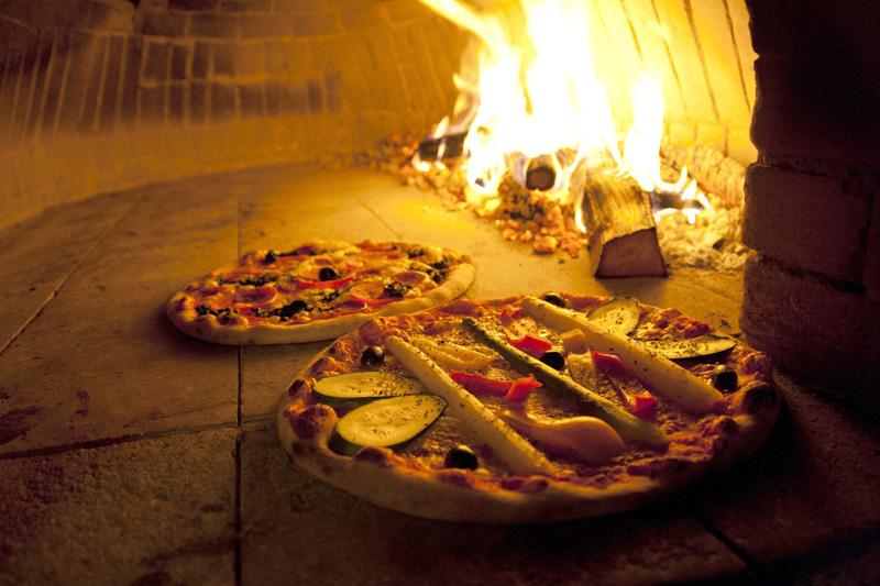 Rösle Gasgrill Pizza : Pizza