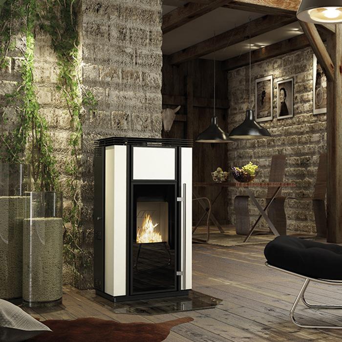 stromlose pellet fen von koppe was k nnen sie wirklich kamin wissen infothek. Black Bedroom Furniture Sets. Home Design Ideas