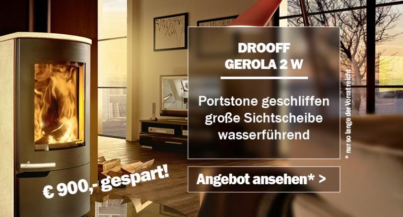 Zum Drooff Gerola 2 W Angebot